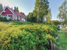 Three-Bedroom Holiday Home in Borgstena, Borgstena