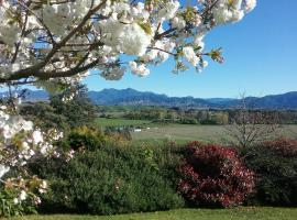 Omaka Heights Countrystay, 伦威克