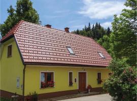 Two-Bedroom Holiday Home in Vransko, Vransko