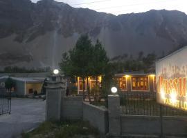 Passu Tourist Lodge, Hunza
