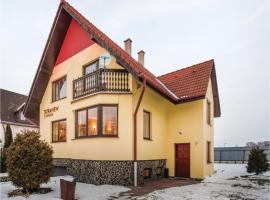 Five-Bedroom Holiday Home in Velka Lomnica, Veľká Lomnica