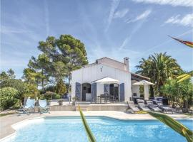 Five-Bedroom Holiday Home in Valbonne, Valbonne