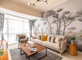 Zhuhai Xiangzhou·Seahore·Gongbei Port· Locals Apartment 00156520, Zhuhai