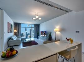 J5 One Bedroom Apartment Holiday Homes DIFC, Дубай