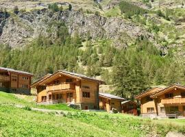 Element Chalets, Zermatt