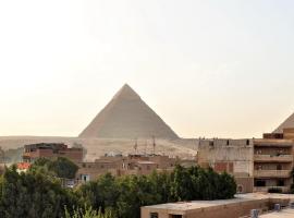 Le Montana Pyramids View, Kairo