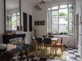 Une Maison En Ville Chambre d'hotes, Amiens