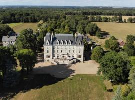 Chateau du Gerfaut, Azay-le-Rideau