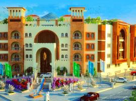 Sakina Compound Residence ِApartment, Medyna