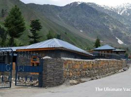 Grey Walls Mountain Huts & Cottages, Nārān