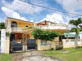 Rivero Mini Mansion, Belmopan