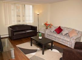Fantastic cozy apartment with downtown view, Calgary