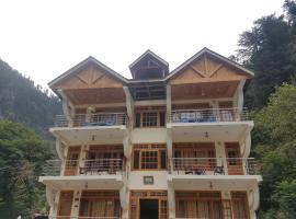 Heaven Rose Hotel Khanian, Khanni