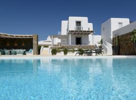 Stunning 4 bedroom villa in Kalafatis, Kalafatis