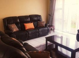 Cosy 3 Bed Apartment, Harare