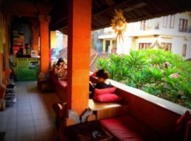 Ubud Market Hostel, Ubud