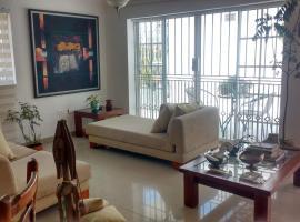 Casa Pie de la Popa, Cartagena de Indias