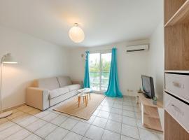 Appartement le Trank'île, La Saline Le Bains