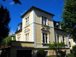 Villa Haberstolz am Park
