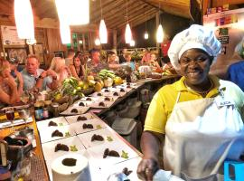 Zimbali Culinary Retreats, Negril