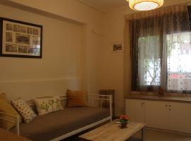 Liza's ground floor apartment, Pireus