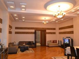 Nizami street apartment, Baku
