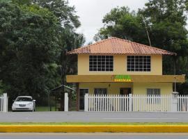 Hostel Guayacan, Puerto Armuelles