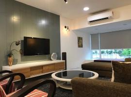 HOME-SWEET-HOME CONDOMINIUM, Kuala Lumpur