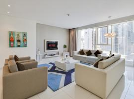 Three Bedroom Apartment - The vogue, Dubai