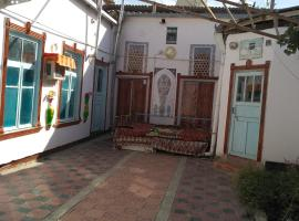 Akbarshox, Buxoro
