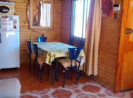 Confortable casa, El Quisco