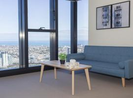 Captain Homes Collins Street -Ocean View, Мельбурн