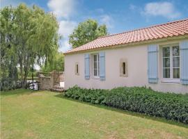 Holiday Home Le Riquet II, Grues