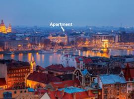 Rubik's Home Apartment, Budapest