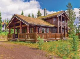 Five-Bedroom Holiday Home in Trysil, Trysil