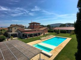 Apartment Bozzone Country Plus Suite I, Braccagni