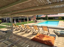 Apartment Bozzone Residenza Arancio, Braccagni