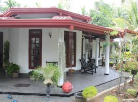 Garden Breeze Villa, Bentota