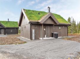 Four-Bedroom Holiday Home in Sjusjoen, Sjusjøen