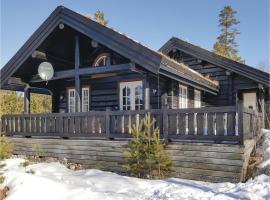 Three-Bedroom Holiday Home in Treungen, Treungen
