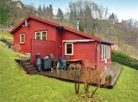 Holiday Home Lyngdal with Hot Tub II, Eiersland