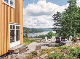 Holiday home Sætre Øvre Wærpen II, Drøbak