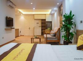 Green House Serviced Apartment, Hanoi