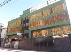 Monticulo Apart Hotel, La Paz