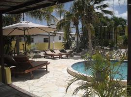 Sero Biento Apartments Aruba, Meiveld