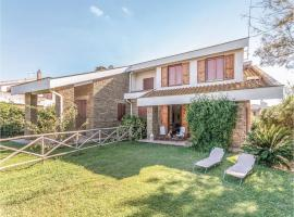 Three-Bedroom Holiday home Marina Velca -VT- 0 01, Tarquinia