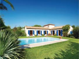 Holiday home Le Muy with Outdoor Swimming Pool 380, Le Muy