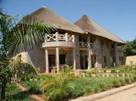 Baker's Fort Hotel, Gulu