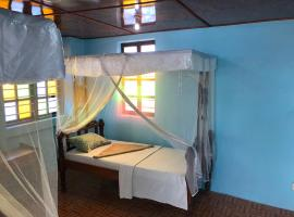 Bottoms Up Hostel, Zanzibar City