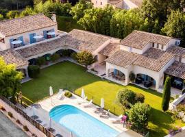 Villa Sévigné, Gréoux-les-Bains